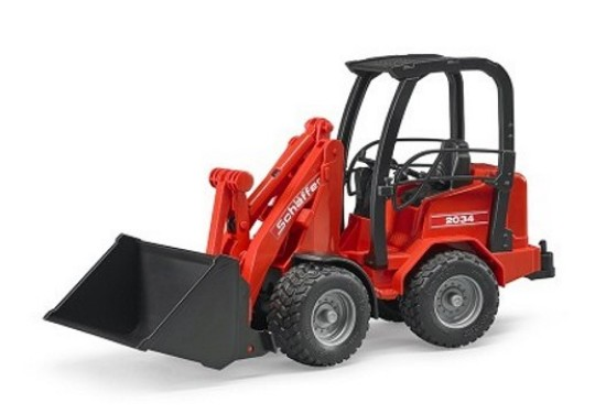 Picture of Schaeffer 2034 mini wheel loader