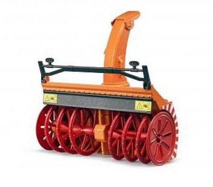 Picture of Snow blower attachment for trucks and tractors