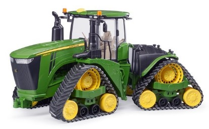 Picture of John Deere 9620RX track farm tractor