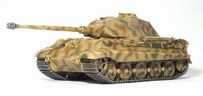 Picture of King Tiger Porsche Tank
