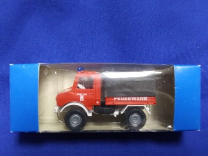Picture of Unimog fire truck