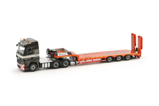 Picture of MB Arocs 6x4+3x semi low loader TII GROUP