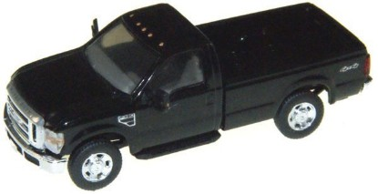 Picture of Ford F-350 XLT SRW Pickup Truck w/Standard Cab- Black
