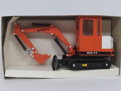 Picture of Kubota KH-11 track excavator