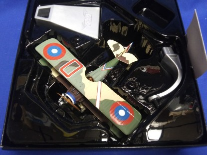 Picture of SPAD Xlll-S4489, Capt Charles Biddle  Bi-plane