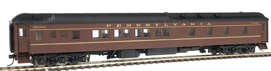 Picture of Pullman Heavyweight 8-1-2 Sleeper- Pennsylvania Railroad
