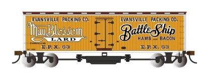 Picture of Evansville Packing -36' Wood Reefer