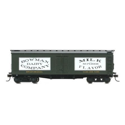 Picture of Bowman Dairy #117 - 40' Wood Milk Car