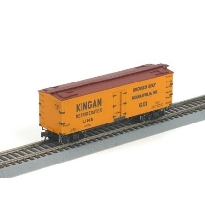 Picture of 36'  Wood Reefer, Kingan #601