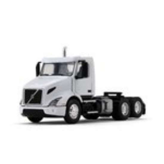 Picture of Volvo VNR 300 Day-Cab tractor  white