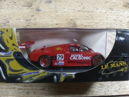 Picture of 1987 Nissan R86V Race Car #29-red