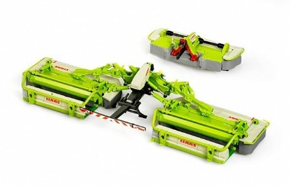 Picture of Claas Disco 3500 FC + 9100 C Mowers