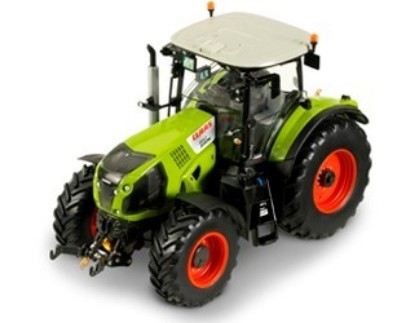 Picture of Claas Axion 850 Tractor