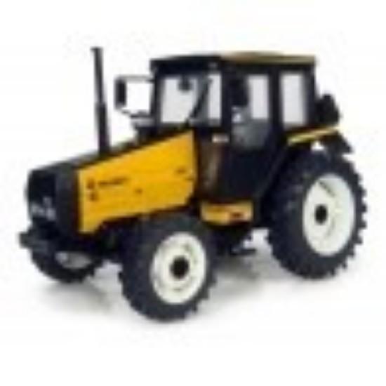 Picture of Volvo BM Valmet 705 tractor - yellow