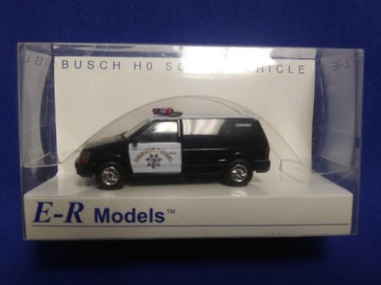 "Picture of Chrysler Voyager ""CHP Coroner's Van"""