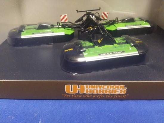 Picture of Deutz Fahr front & rear mowers