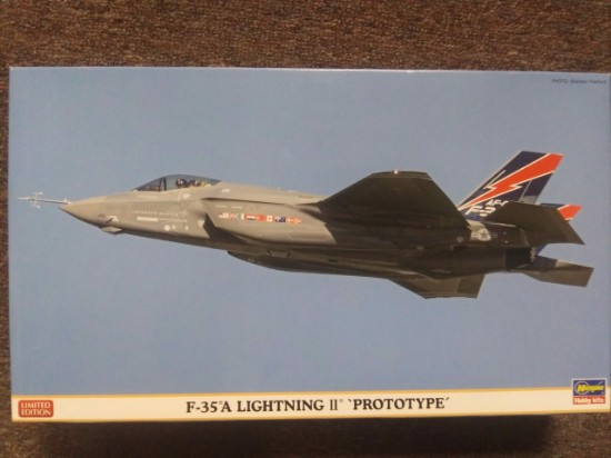 Picture of McDonnell Douglas F-35A Lightning II prototype