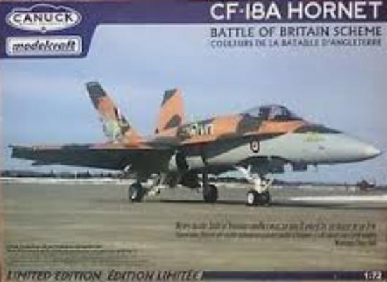 Picture of CF-18A Hornet  Battle of Britain Scheme