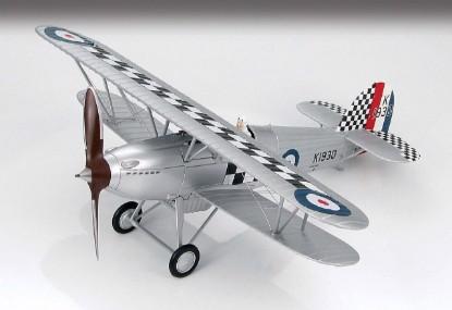 Picture of Hawker Fury 1 43 Sqd RAF K1930