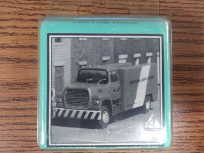 Picture of 1982 Line truck