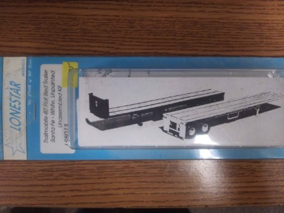 Picture of Trailmobile 40' flatbed trailer kit - 5000 Series