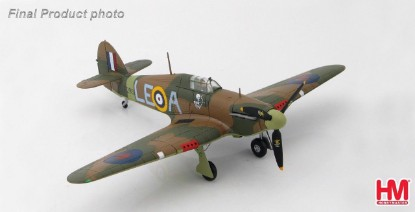 Picture of HAWKER HURRICANE Mk I - FG OFF W.L.McKNIGHT , 242 SQN RAF