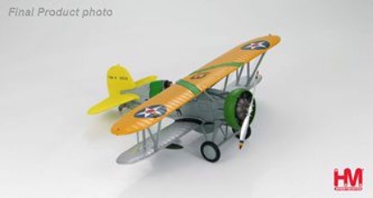 Picture of F4B-4 Boeing Model 235 VB-2, Section Five Leader, USS Lexington, 1930s