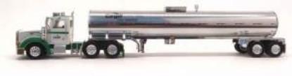 Picture of Peterbilt 367, Food Grade Tanker Semi    Cargill
