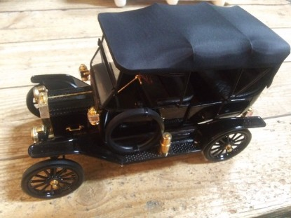 Picture of 1913 Ford Model T - black