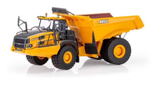 Picture of Bell B60E articulated dump