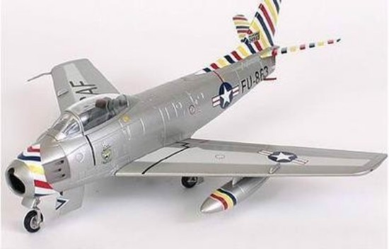 Picture of F-86F Sabre US Air Force 366th FBW, 391st FBS