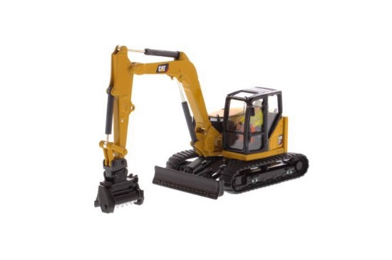 Picture of Cat®  309 Mini Hydraulic Excavator - Next generation   - With attachments