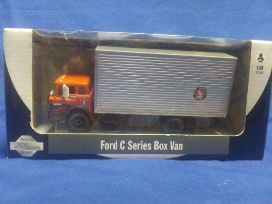 Picture of Ford C Series Box Van - GREAT NORTHERN RAILWAY