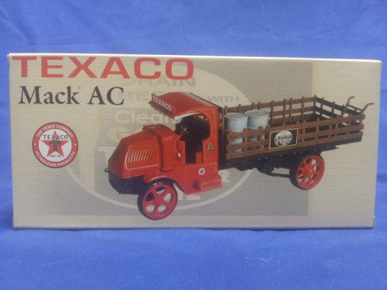 Picture of Mack Model AC Stakebed Truck TEXACO