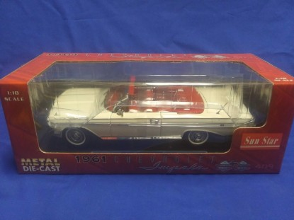 Picture of 1961 Chevrolet Impala Open Convertible  cream