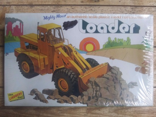 Picture of Wabco articulated wheel loader - kit