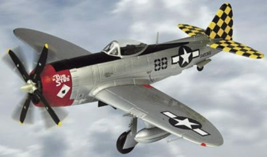 """Picture of P47 Thunderbolt """" Big Stud """""""