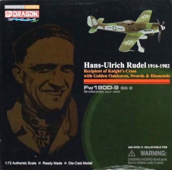 Picture of HANS-ULRICH RUDEL FW190D-9