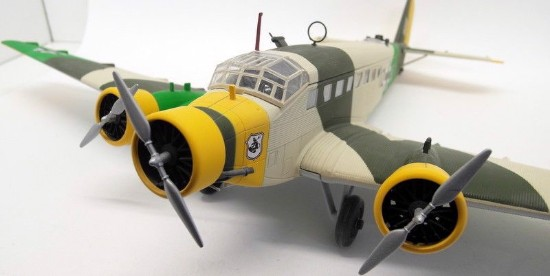 Picture of Junkers JU 52-3m g4e Stab IV/KGZV1 Balkan Germany