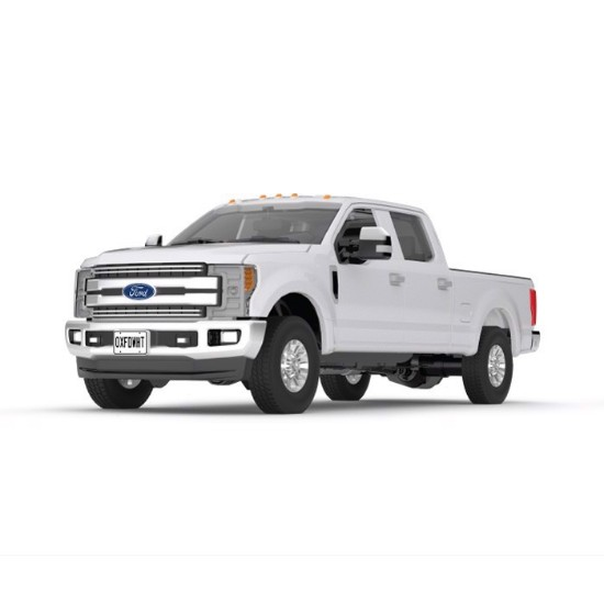 Picture of Ford F-250 Super Duty Pickup  - white
