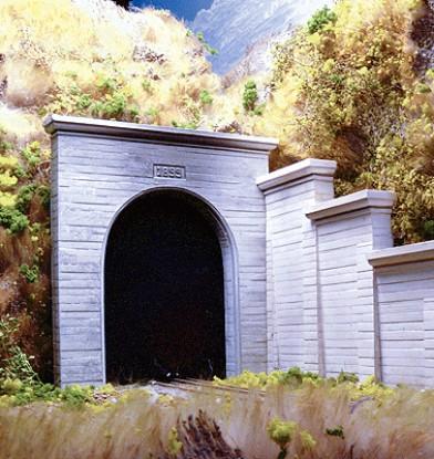 Picture of Single Concrete Tunnel Portal