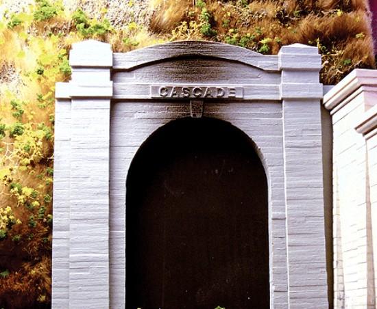 Picture of Single Cascade Tunnel Portal