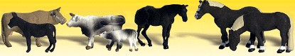 Picture of Assorted Farm Animals -- pkg(7)