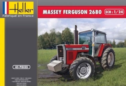 Picture of Massey Ferguson 2680 Farm Tractor