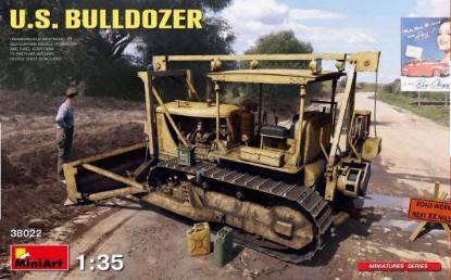 Picture of Cat D7 Bulldozer