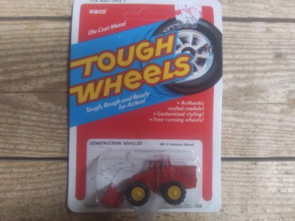 Picture of IH Hough wheel loader