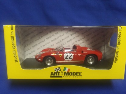 Picture of 1964 Ferrari 275 P  Baghetti-Maglioll  #22-Red