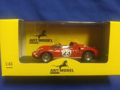 Picture of 1963 Ferrari 250 Surtees-Mairesse  #23-Red