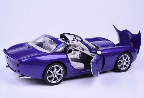 Picture of TVR Tuscan S Convertible