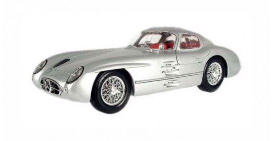 """Picture of Mercedes-Benz 300 SLR Coupe """"Uhlenhaut"""""""